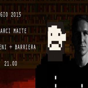 Pugni nei reni + Barriera - Maite Bergamo Alta Social Club